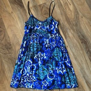 Beautiful Summer Pocket Dress-Size M/L